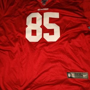 San Francisco 49ers George Kittle Jersey